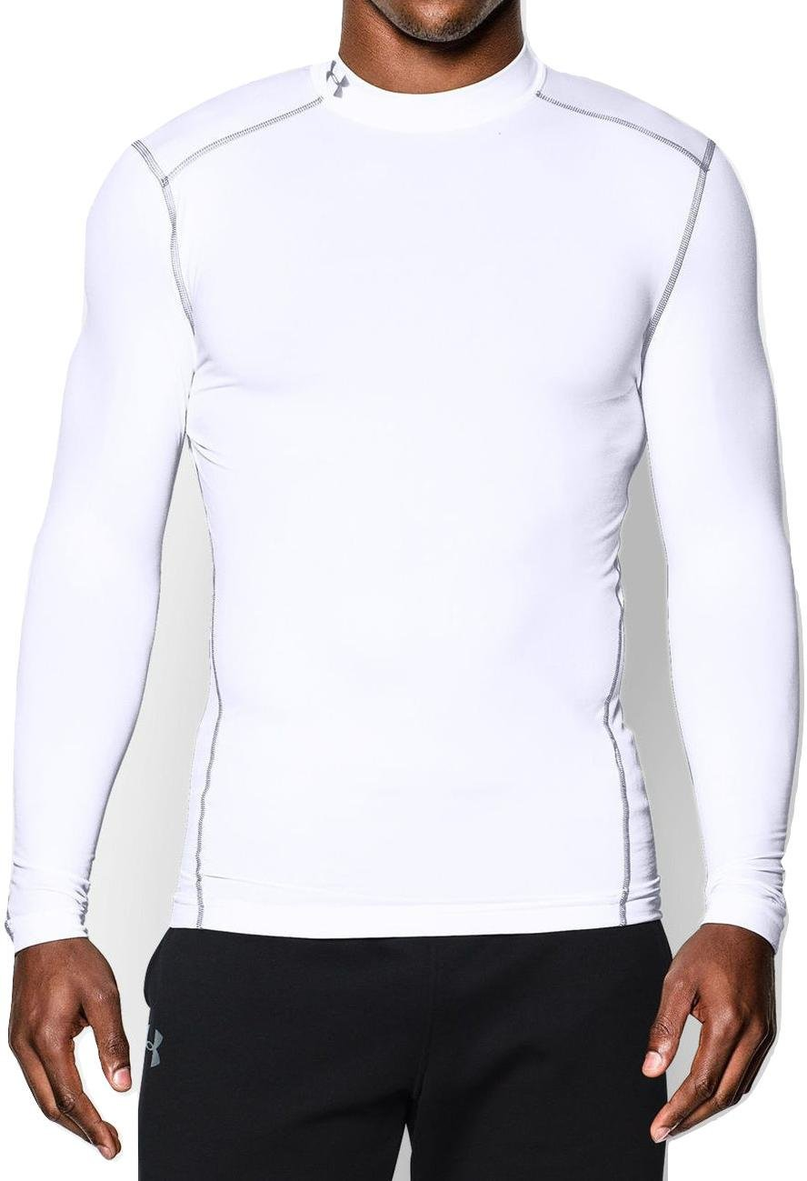 T-shirt met lange mouwen Under Armour UA CG ARMOUR MOCK