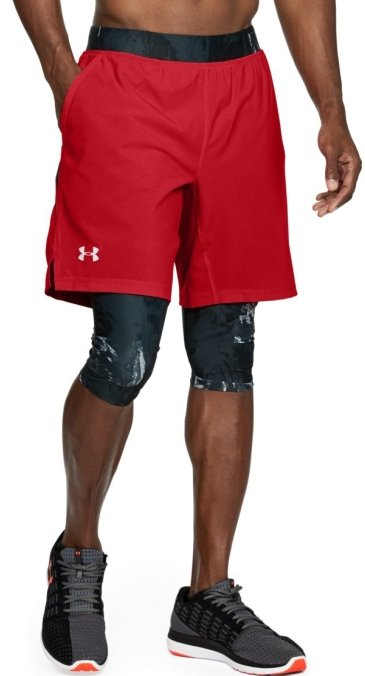 Korte broeken Under Armour LAUNCH SW LONG SHORT