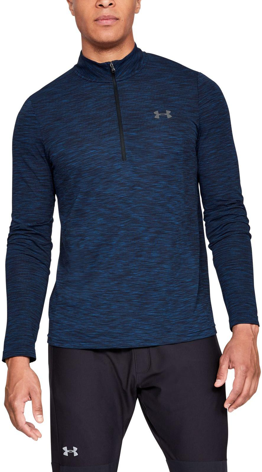 T-shirt met lange mouwen Under Armour Vanish Seamless 1/2 Zip