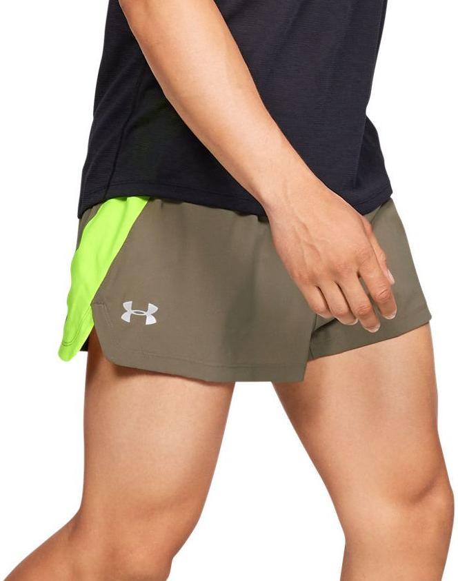 Korte broeken Under Armour UA LAUNCH SW SPLIT SHORT