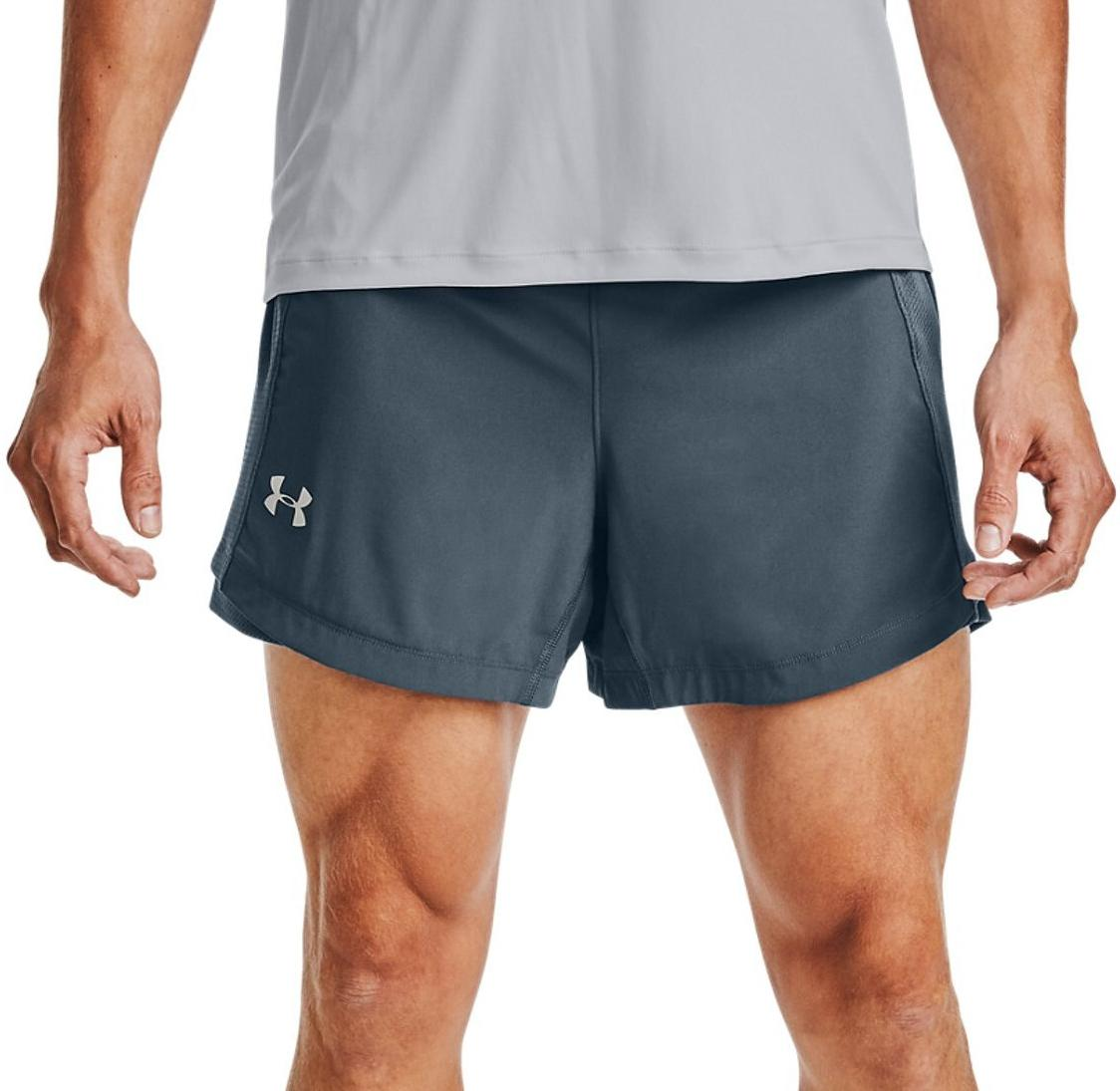 Korte broeken Under Armour UA QUALIFIER SPEEDPOCKET 5 SHORT