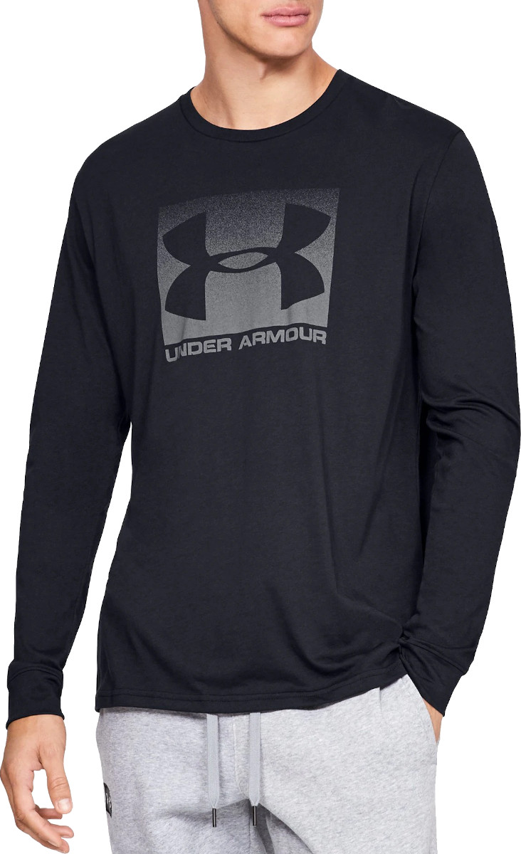 T-shirt met lange mouwen Under Armour UA BOXED SPORTSTYLE LS