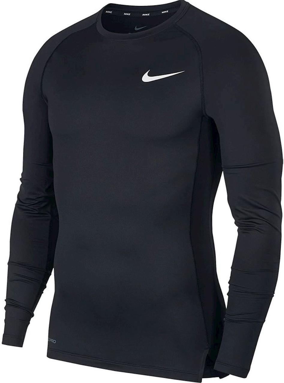 Compressie T-shirt Nike M NP TOP LS TIGHT